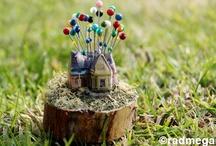 Lets get crafty :-) / Knutselen  / by Yolanda Tasco