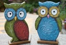 owls / by Laura Bass