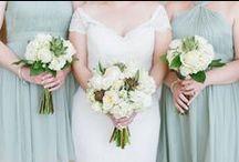 Bridesmaids & Groomsmen / by Bayside Bride
