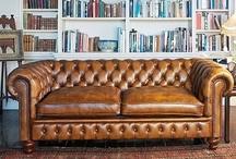 Living Room / by Melanie Cyphers-Bruggeman