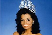 Miss Universe Photos / Miss Universe Winners and Memorabilia 1952-2014 / by LaVonne Loumiet