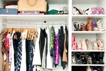 Project: Organize Closets / by Brittany Roberson