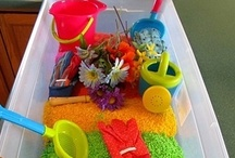preschool ideas / by Kellie Wentworth-Faulds