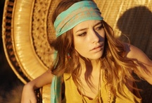 Gypsy Soul / Boho and world inspired fashion. Also my personal style / by Danielle Brandt