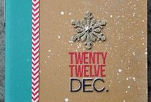 December Daily™ with Simple Stories / December Daily albums using Simple Stories SN@P! Binders / by Simple Stories