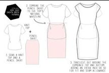 DiY: Sewing Patterns / by Brittany Roberson