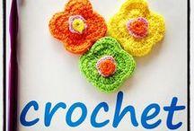 crochet inspiration / by Donatella De Finis