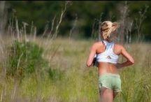 I Wanna Be a Runner... / by Tanya Bailey-Stewart