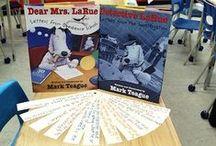 School- Reading/Writing Ideas / by Stephanie Thorpe