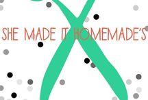 She Made It Homemade's / by Lauren Falber