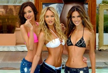 Pose  / Victoria's Secret Angels on and off the runway, PINK products and pretty things / by Carrie Tate