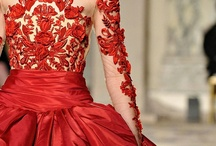 Designer Frocks / Because I'd buy them if I could afford them! And they're gorgeous...like little pieces of wearable art! / by Liz Jackson