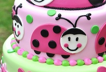 Novelty Cakes / Fun & creative themed cakes - almost too good to eat! / by Liz Jackson