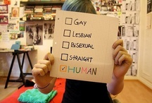 Atheist, queer and liberal, oh my! / by jessica anderson