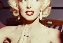 Marilyn / by Teresa Madden