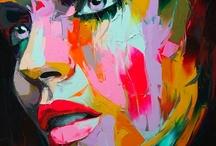 Art & Paintings / by Laura Evlyne
