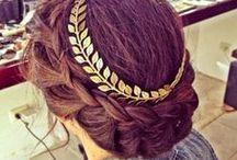 Les cheveux / by Valentine B