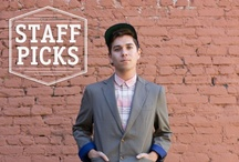 Staff Picks / by Welcome Stranger