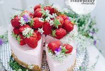 No bake desserts / Mousse, cream, pudding, jelly / by Jessica Tan