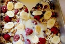 Food - Breakfast / by Laura Evlyne