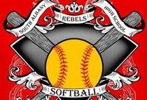 REBELS RISING!!! / South Albany High School (Albany, Oregon) Girls Softball REBELS RISING / by Rana LOVE