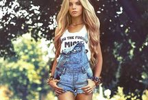 I'd Wear That / My style / by Tarole Harris