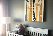 Nursery / by Melissa Borders