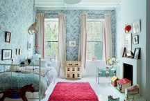 girly rooms / by Sarah Gardan