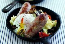 Weekend Brunch / It's not quite breakfast, not quite lunch... / by Handbag.com