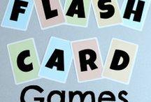 Flash Card Games / by True Aim Education