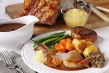 Sunday lunch recipes / Because lazy Sundays are the best... / by Handbag.com