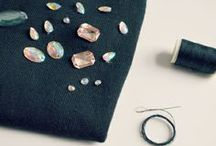 DIY Fashion Fixes / How to instructions and at home craft projects for your stylish life... / by Handbag.com