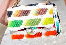 Best Spring Summer Handbags / The best new season handbags from designers, the high street and Fashion Week runways... / by Handbag.com
