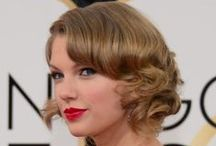 Awards Season Hair & Make-up / From the Golden Globes to the Oscars / by Handbag.com