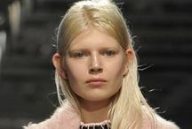 Hair and Beauty trends AW14 / All the hair, makeup, nail and beauty trends for Autumn/Winter 2014. / by Handbag.com
