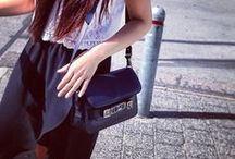 Best bags of Instagram / How to style up your handbags according to the fashionable folks of Instagram... / by Handbag.com