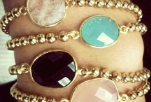 Jewelry; must haves / by Meagan Baker