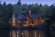 Dream Homes / by Tammy Woodall