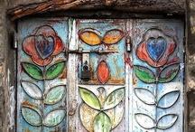knock on the door / by Wiljo Smit