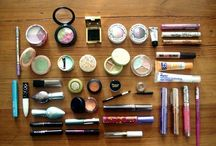 Makeup and facial / I'm only a girl after all / by Skye Lawson