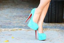Shoe mania / I'm obsessed with shoes  / by Skye Lawson