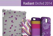 Radiant Orchid - 2014 Color of the Year / Radiant Orchid is the 2014 Pantone Color of the Year and Skint has Radiant Orchid designs for your device! Check out our Radiant Orchid Skins and Cases! / by Skinit