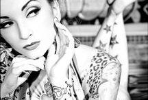 Tattoos&Piercings / by Kaila Modlin