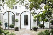 Design: Interiors + Exteriors / by Danielle Mehta