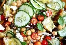 Food / Yummy delicious mostly healthy simple creations / by Mirsada Hasanovic