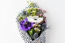 flower / by 我們看到了。 我們是生活@家。