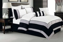 Comforter Sets / Enjoy the comfort of a good night's sleep every night!  Comforters and comforter sets make a fashion statement for your bedroom. Comforters can either set the décor direction for your bedroom, or they can be the finishing accent to complete your bedroom. Bedding.com has made it easier than ever to find the fashionable bed cover that is right for you. There are three basic configurations when it comes to comforters. / by Bedding.com