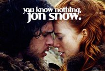 Winter Is Coming... / I love the books and I love the show!!!  / by Kirbie Ackman