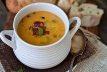 soup and stews / When the weather turns crisp, there's nothing better than soup for dinner! / by Greenhouse