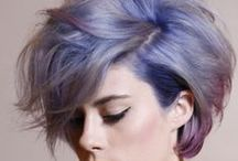 h a i r / hair: cuts and colors. / by yvonne martine